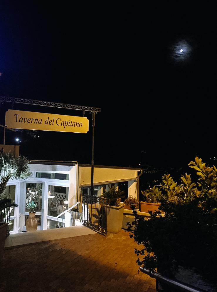 Taverna del Capitano